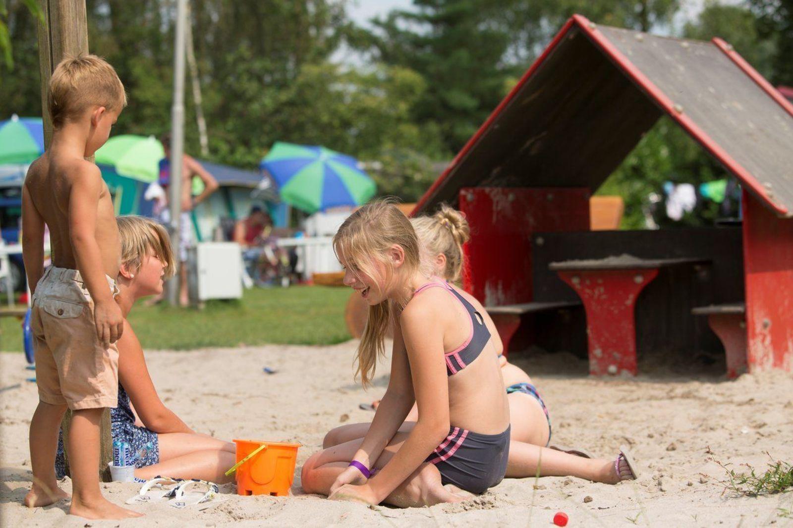 Vakantiepark Mölke kampeerplaats Zuna Overijssel