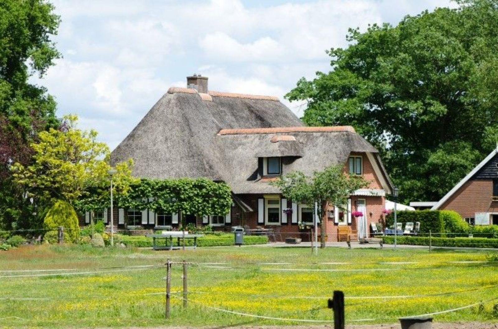 Vakantiepark Mölke groepsaccommodatie 14 personen Zuna Overijssel