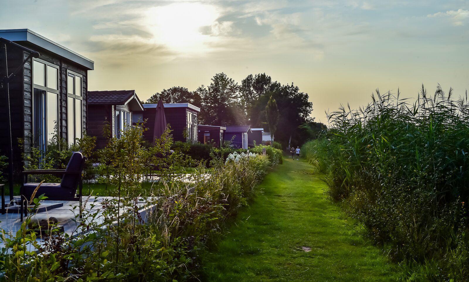 Vakantiepark Mölke River Cabin 4 personen Zuna Overijssel