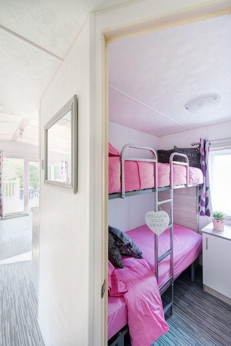Vakantiepark Mölke Mobile Home 6 personen Zuna Overijssel