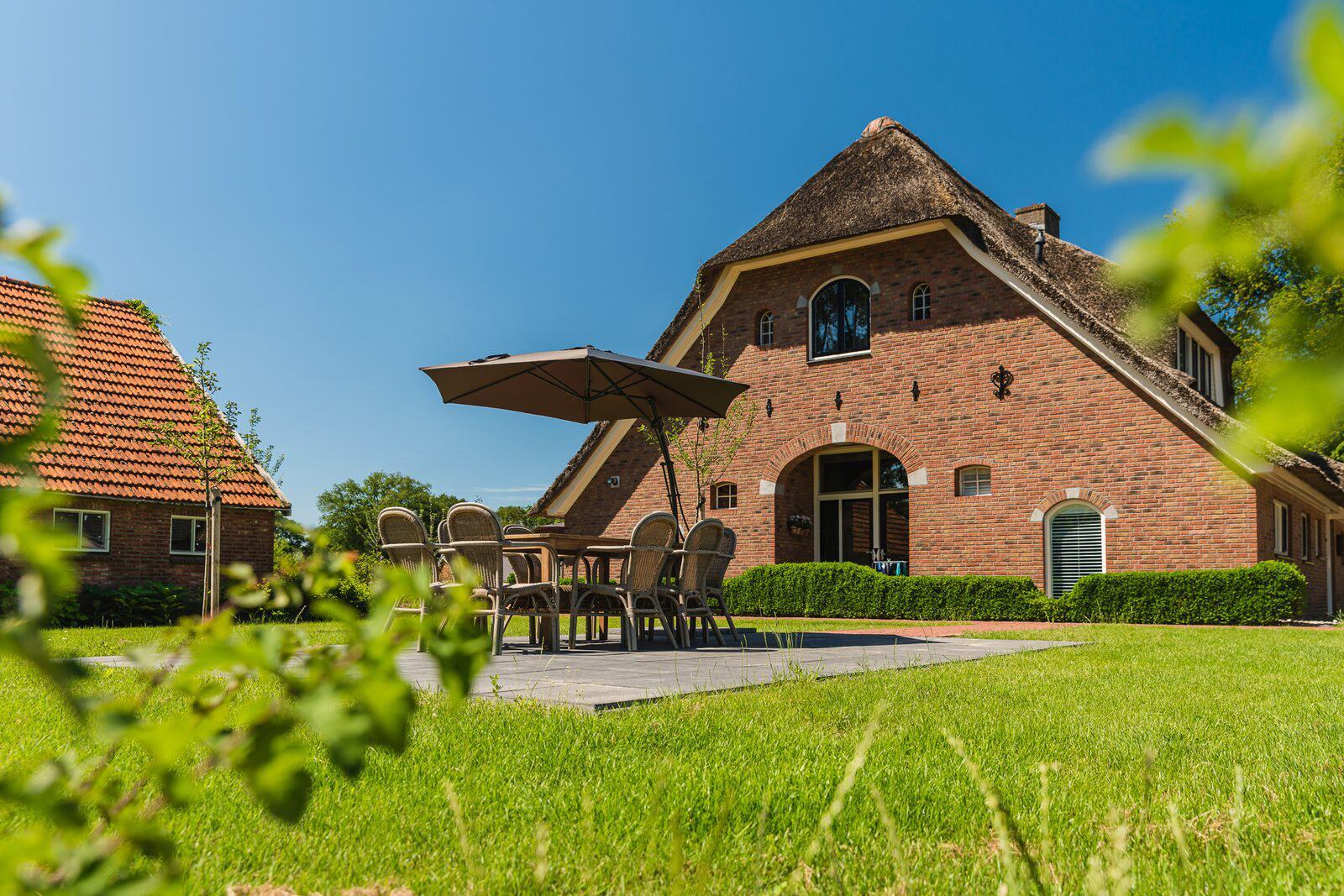 Vakantiepark Mölke vakantieboerderij 8 personen Zuna Overijssel