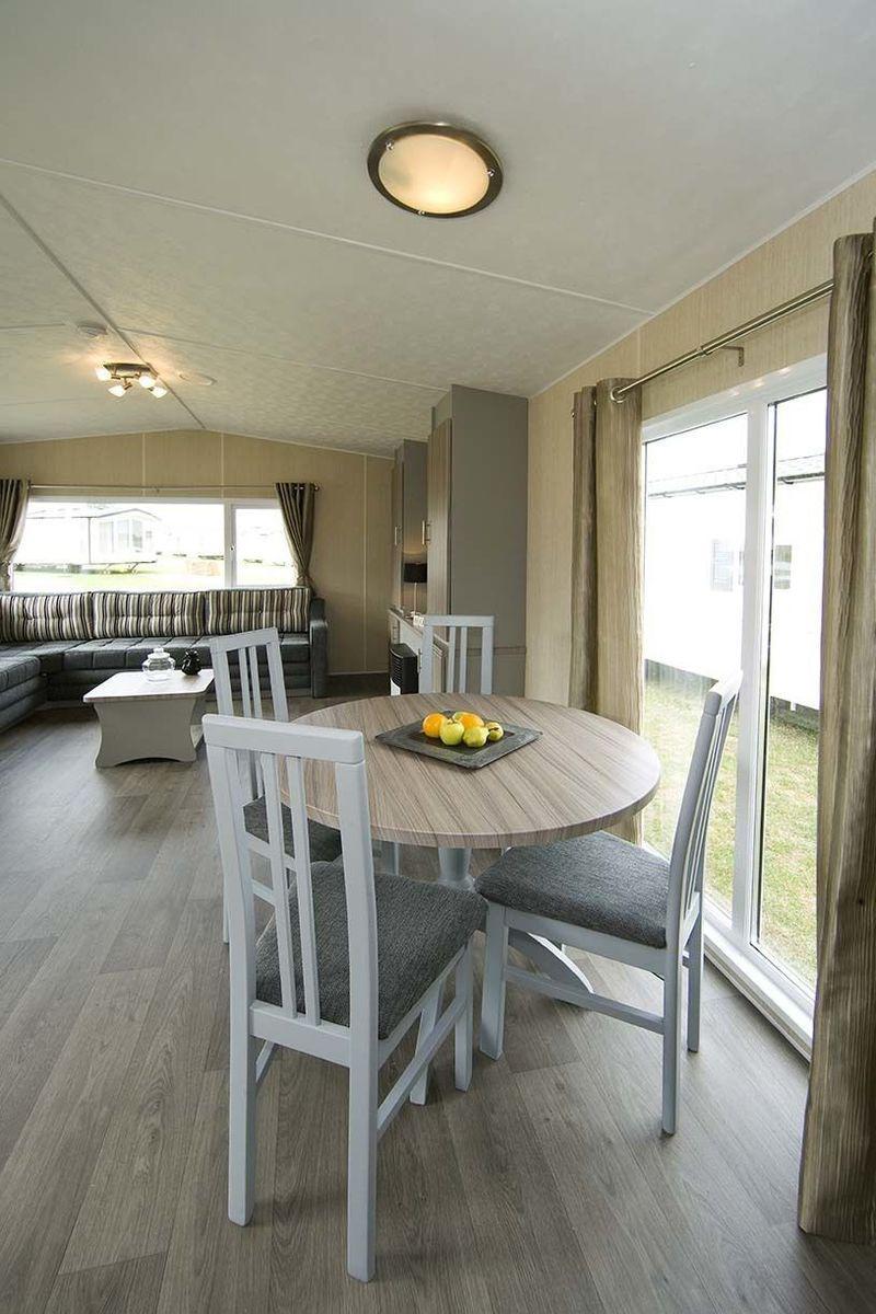 Vakantiepark Mölke bungalette met sauna 4 personen Zuna Overijssel