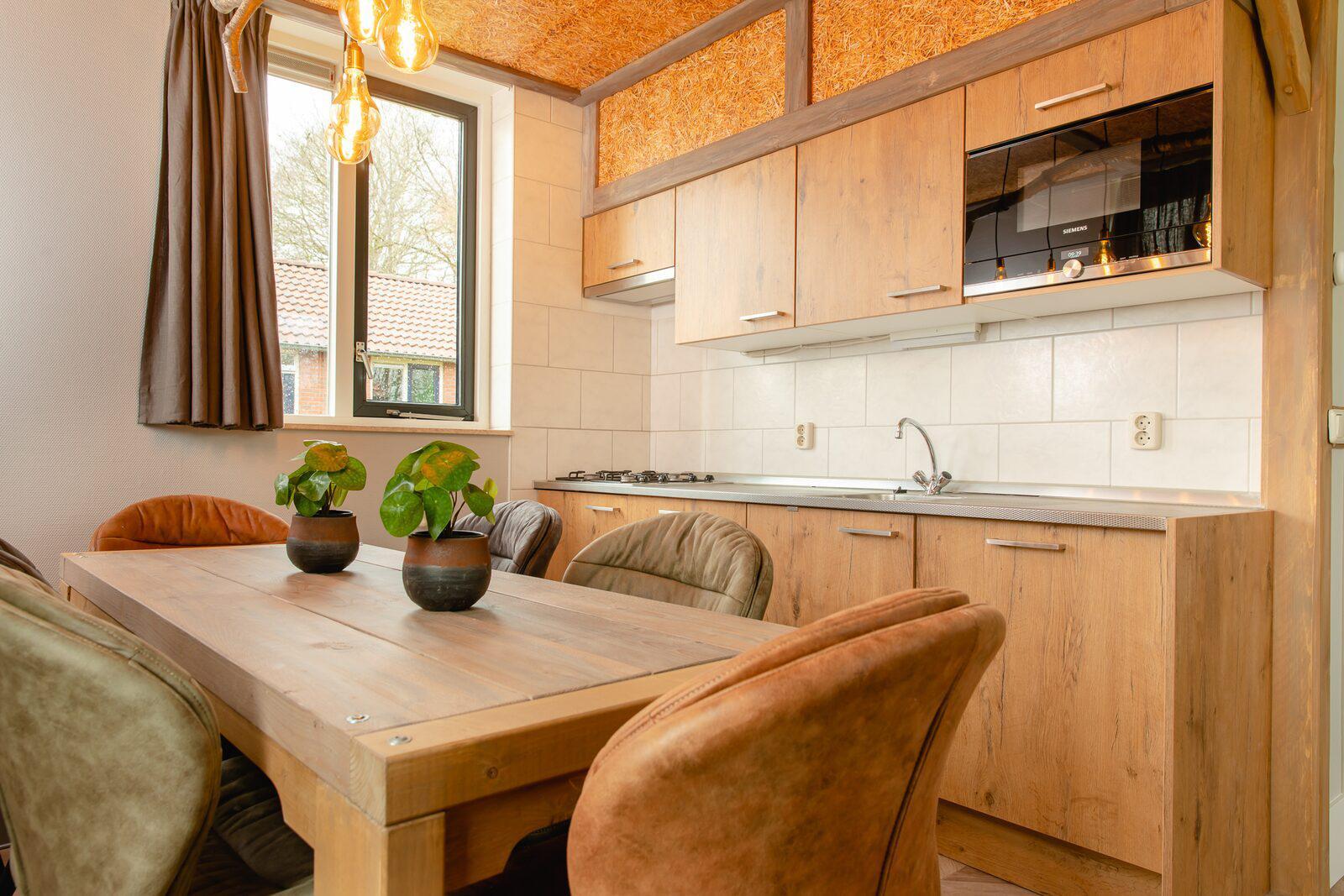 Vakantiepark Mölke bungalow 8 personen Zuna Overijssel