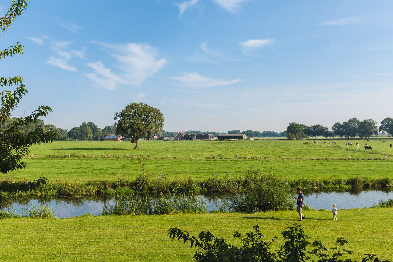Vakantiepark Mölke River logde 4 personen Zuna Overijssel