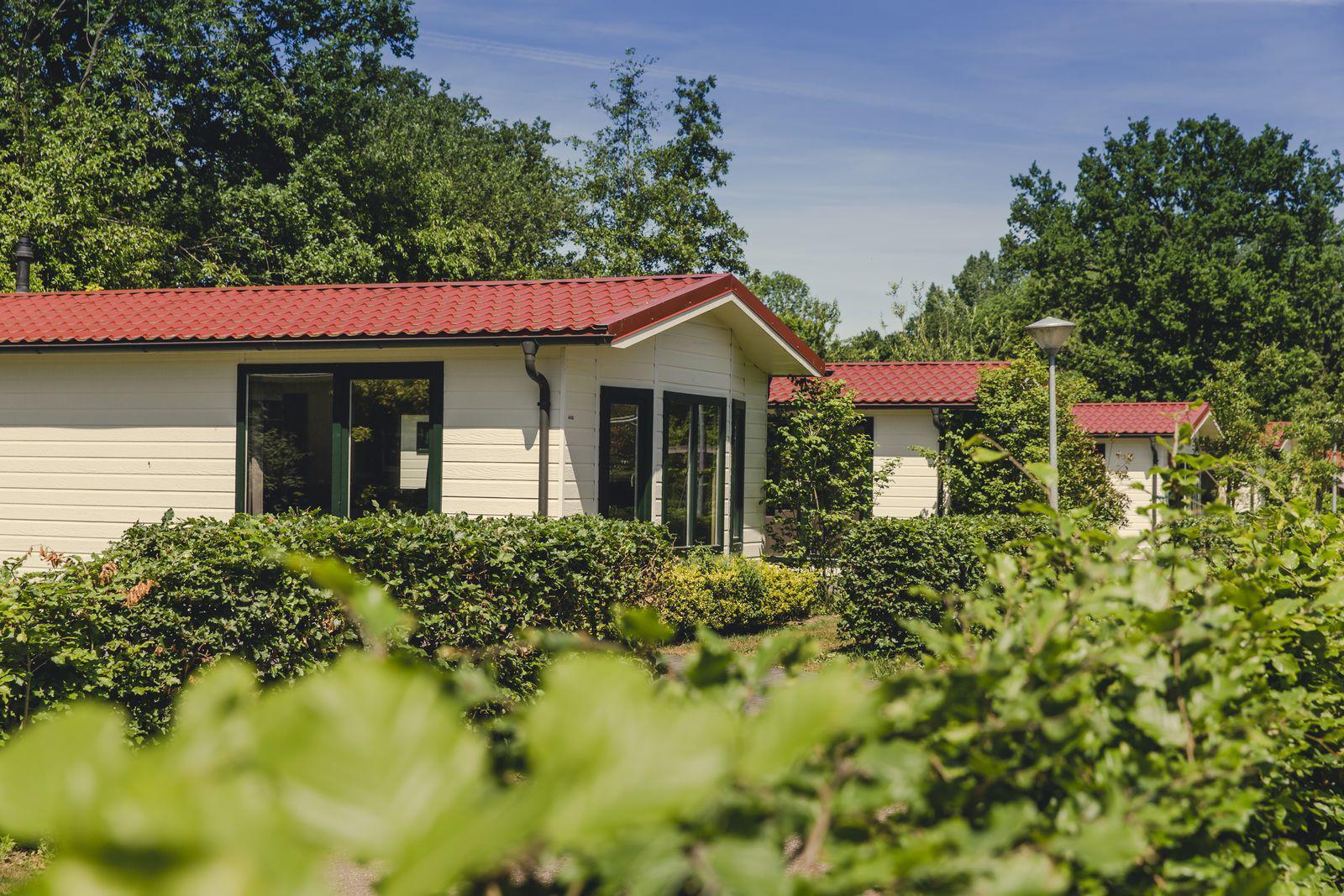 Vakantiepark Mölke Bungalette 6 personen sauna Zuna Overijssel