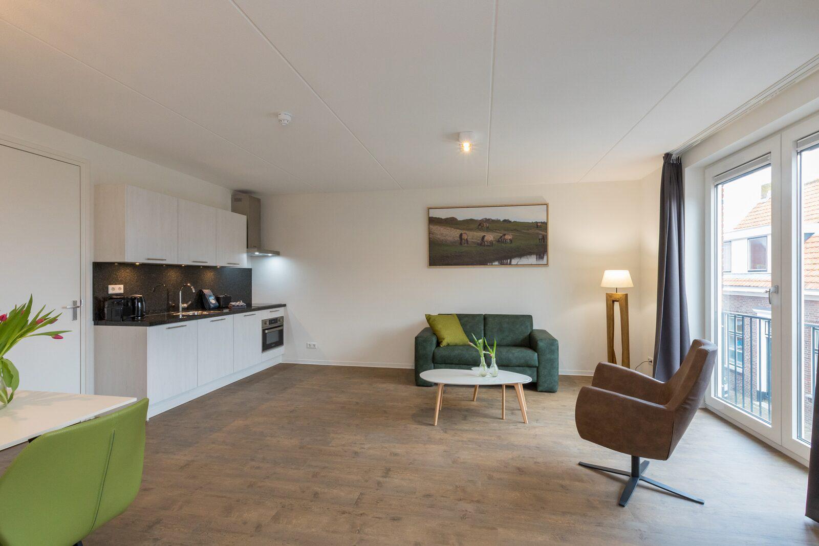 Aparthotel Zoutelanden Luxe appartement* 2 personen