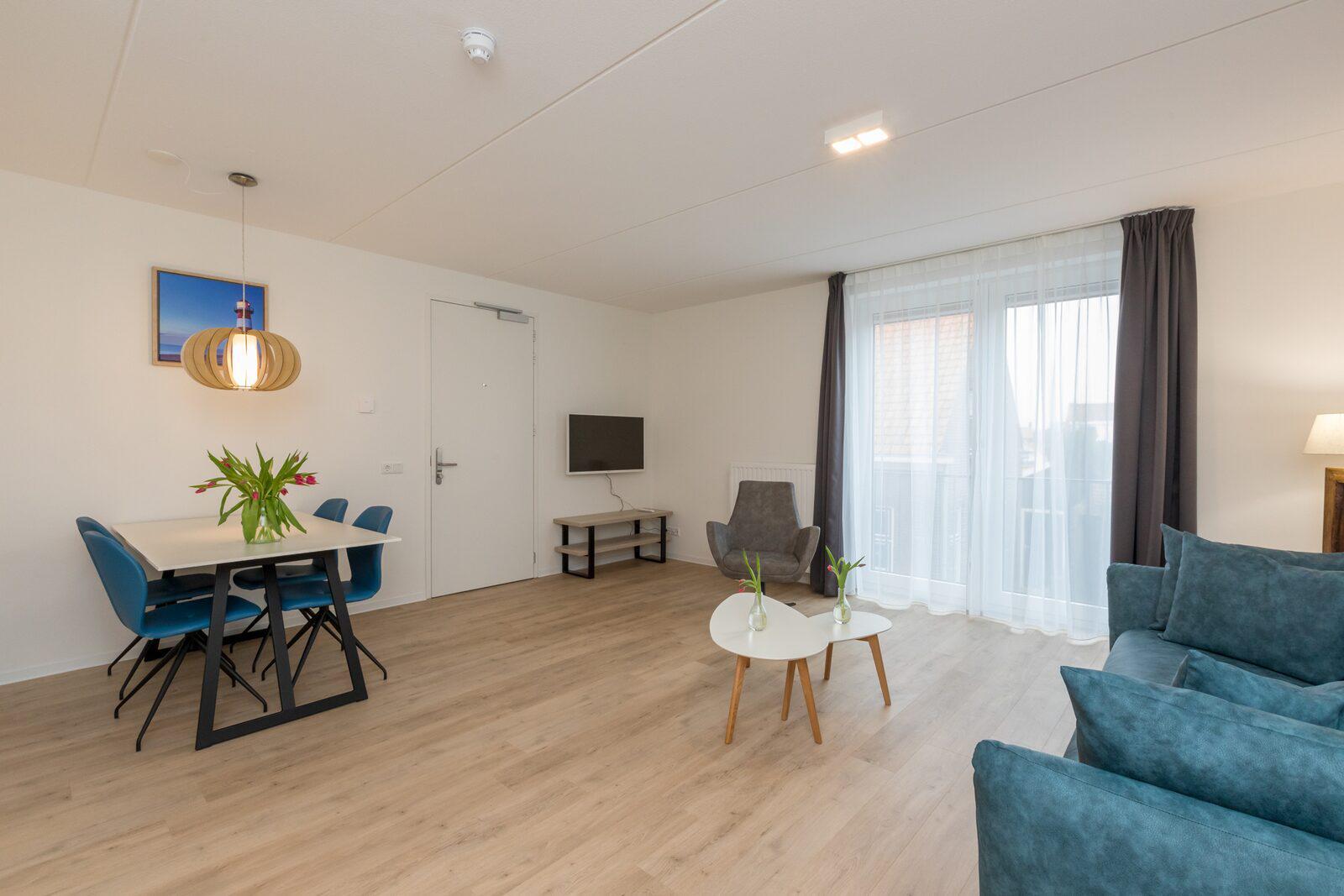 Aparthotel Zoutelande Luxe appartement 3 personen