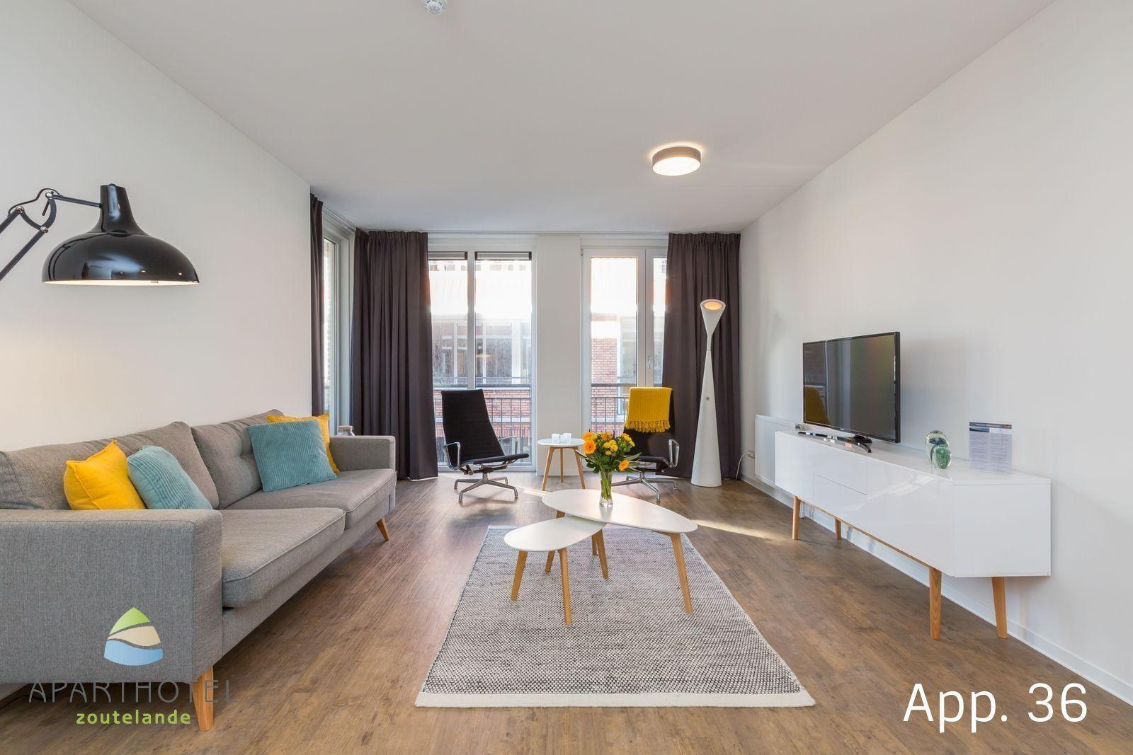 Luxe Comfort appartement | 3 personen
