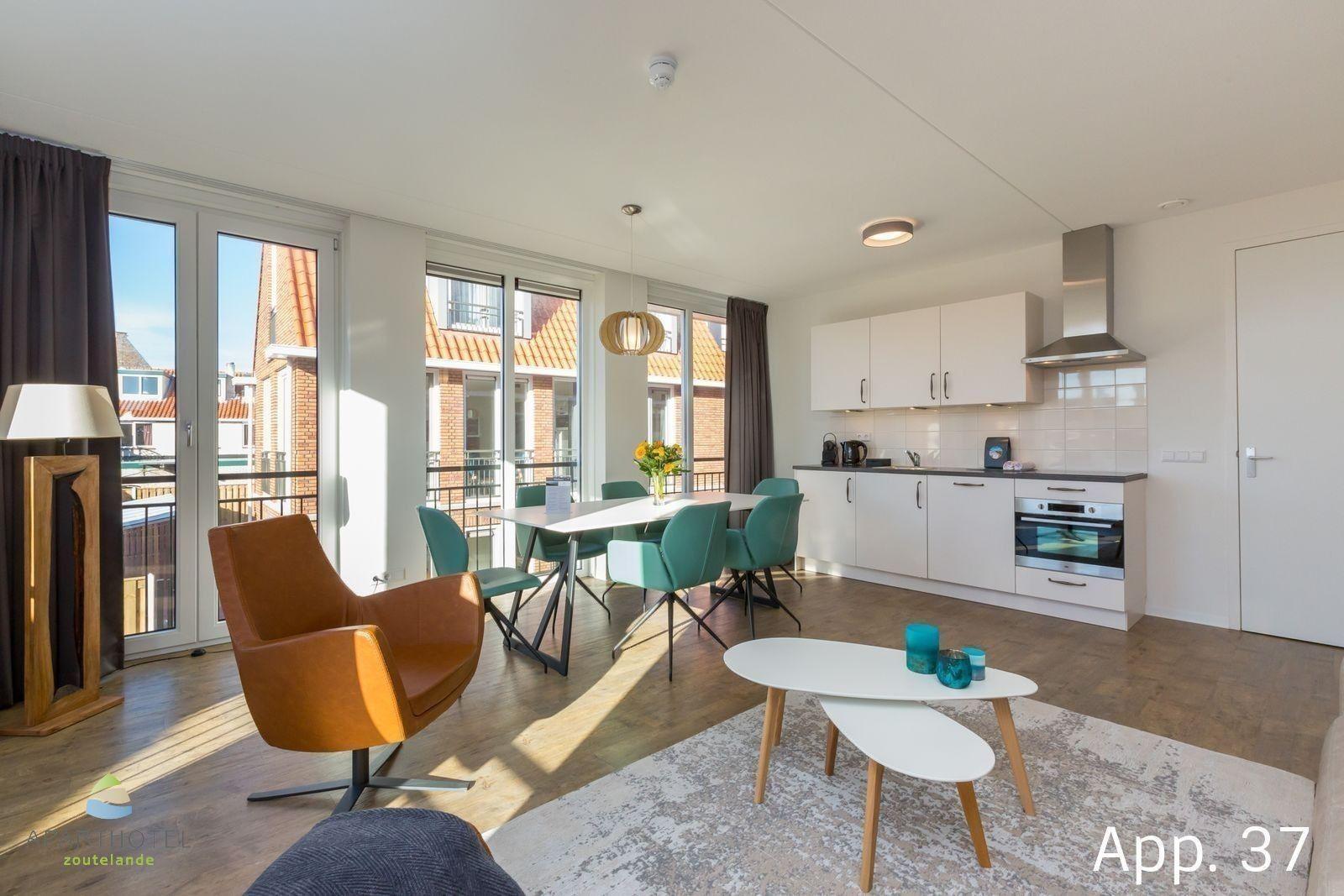 Luxe appartement | 6 personen
