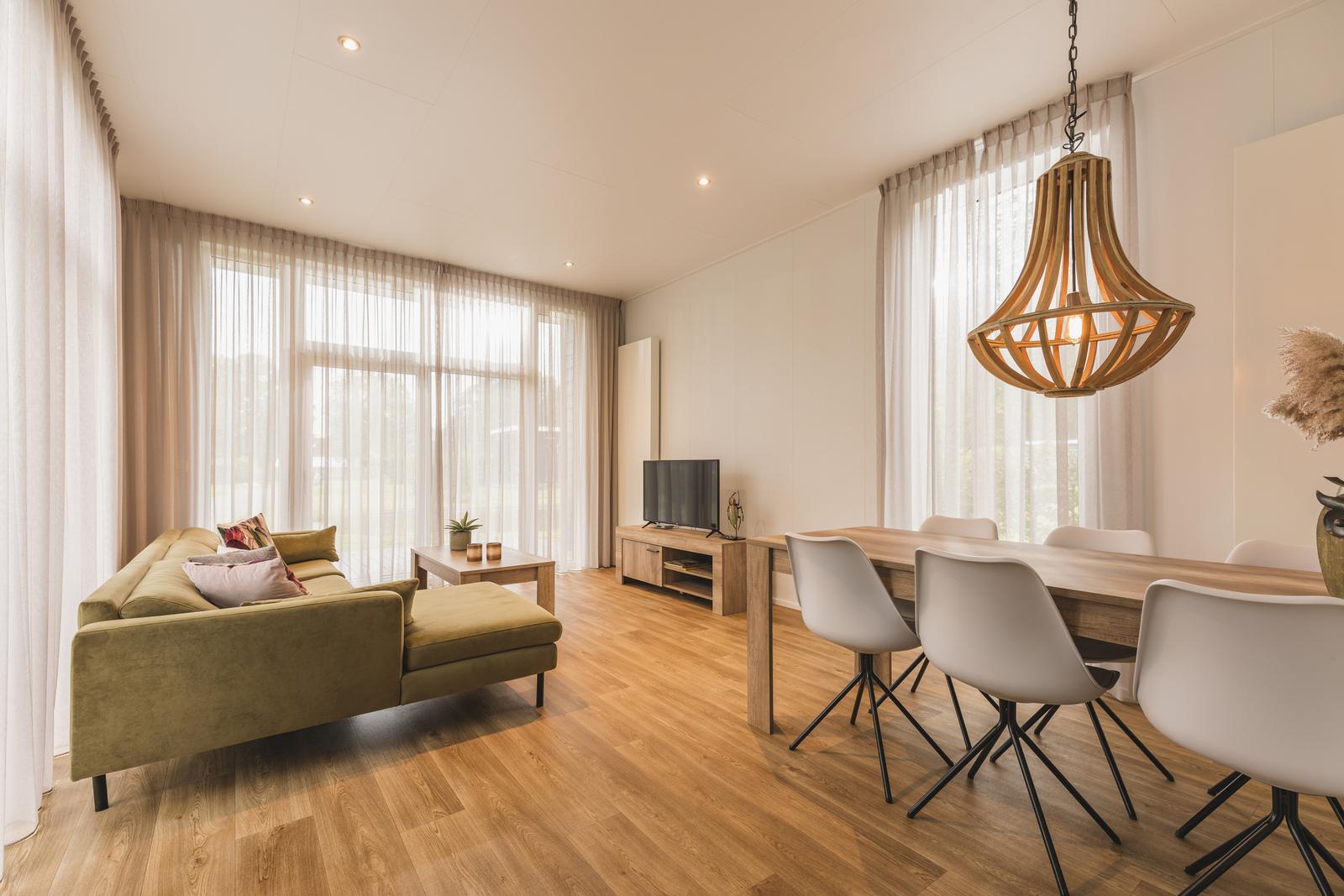 Buitenplaats Holten 6 persoons luxe vakantiehuis Buizerd Rijssen