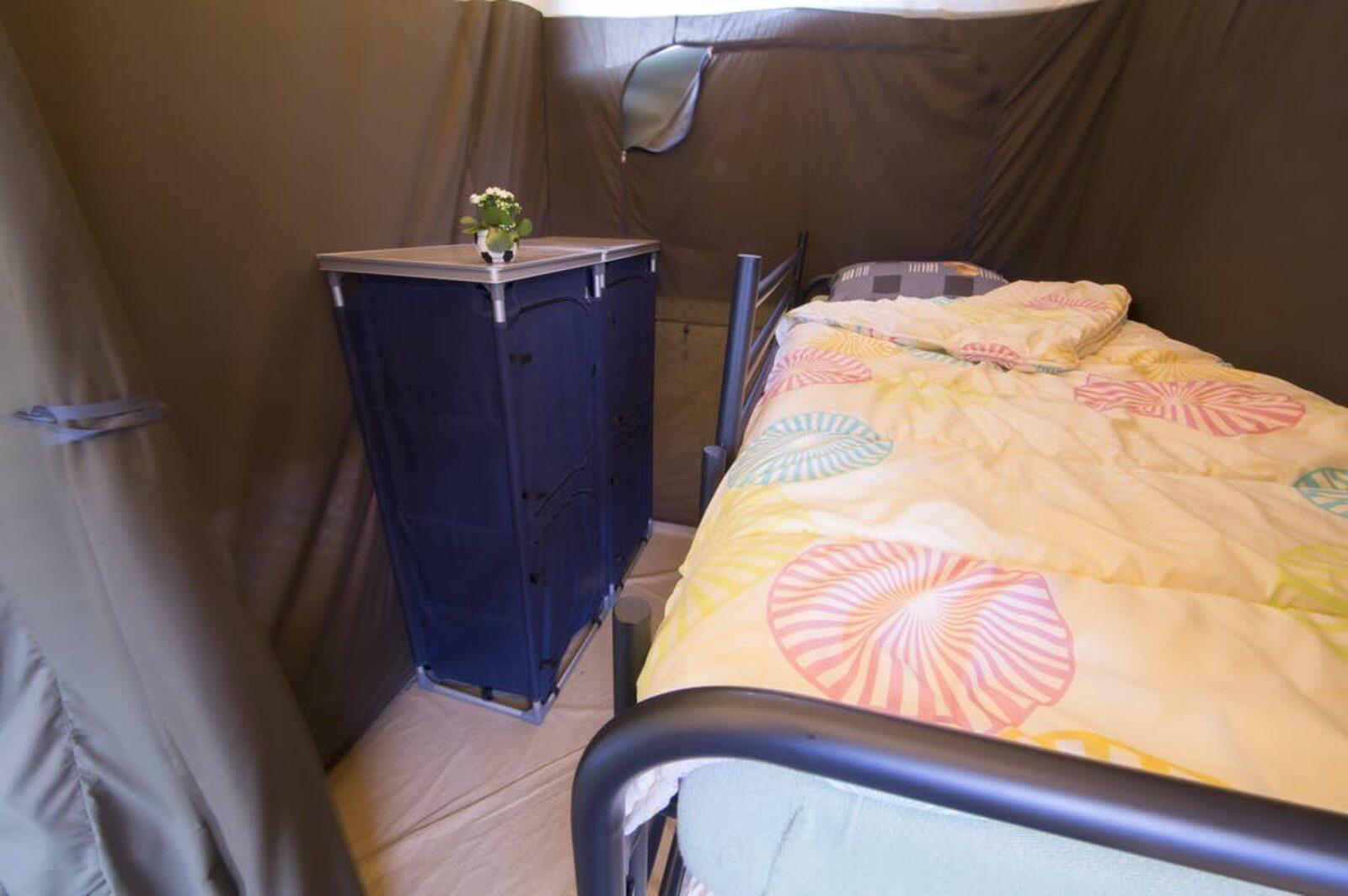 Buitenplaats Holten Safaritent 6 personen Rijssen