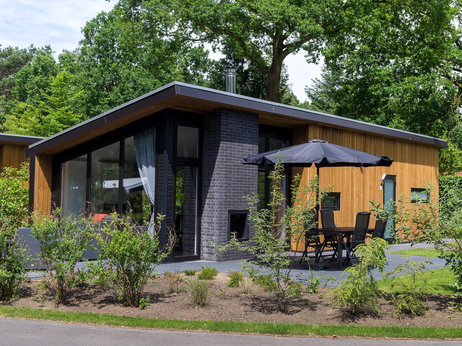 Bos Lodge 55 Eco 2 personen