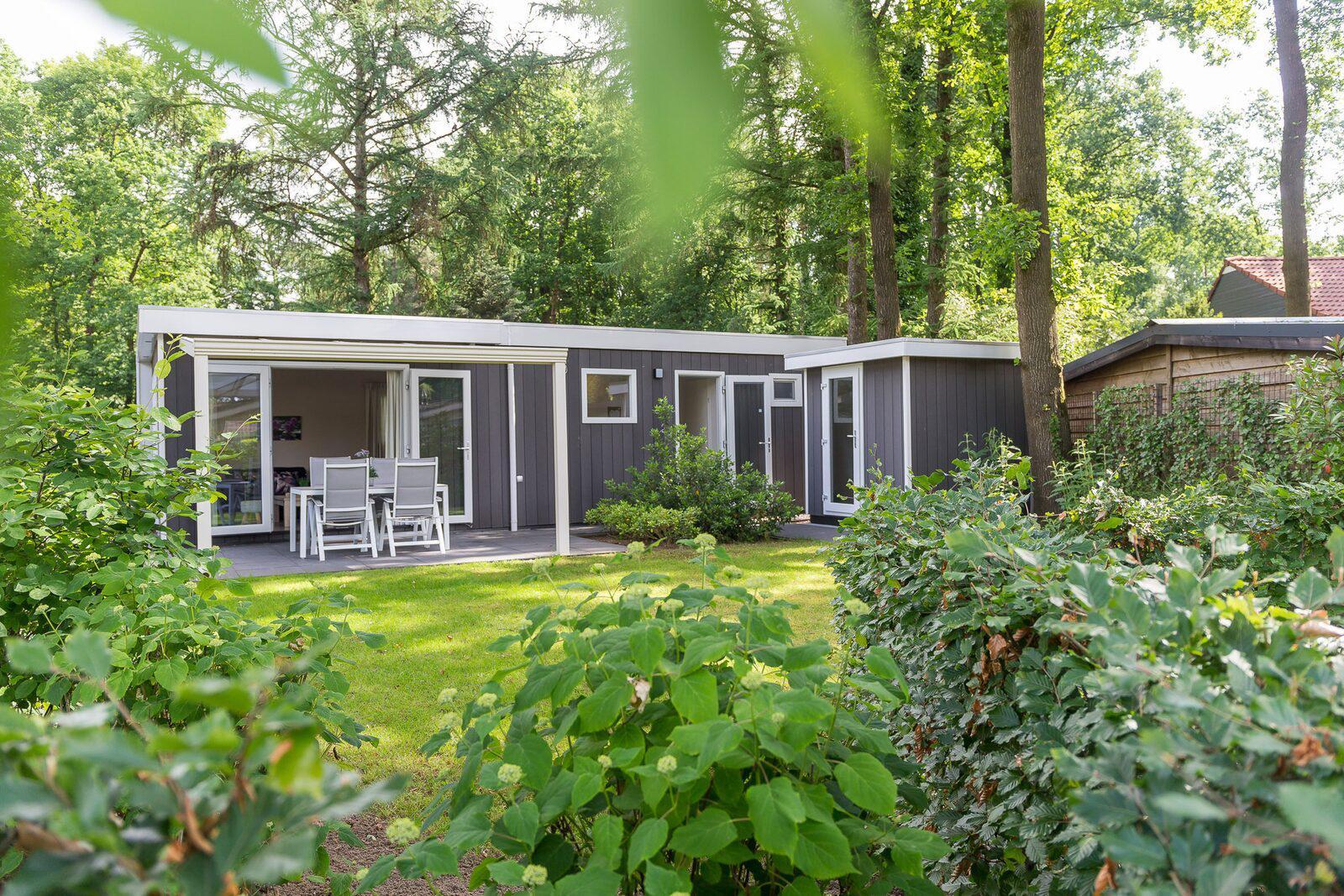 Park Lodge 4 personen Jacuzzi