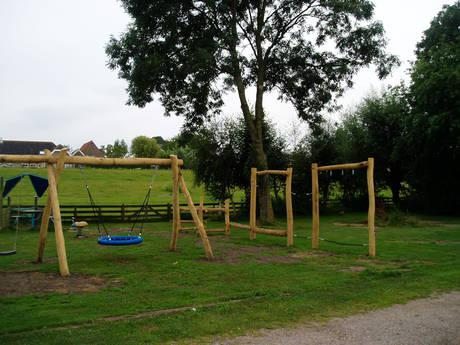 Kampeerhoeve Koole camping Noorden Zuid-Holland