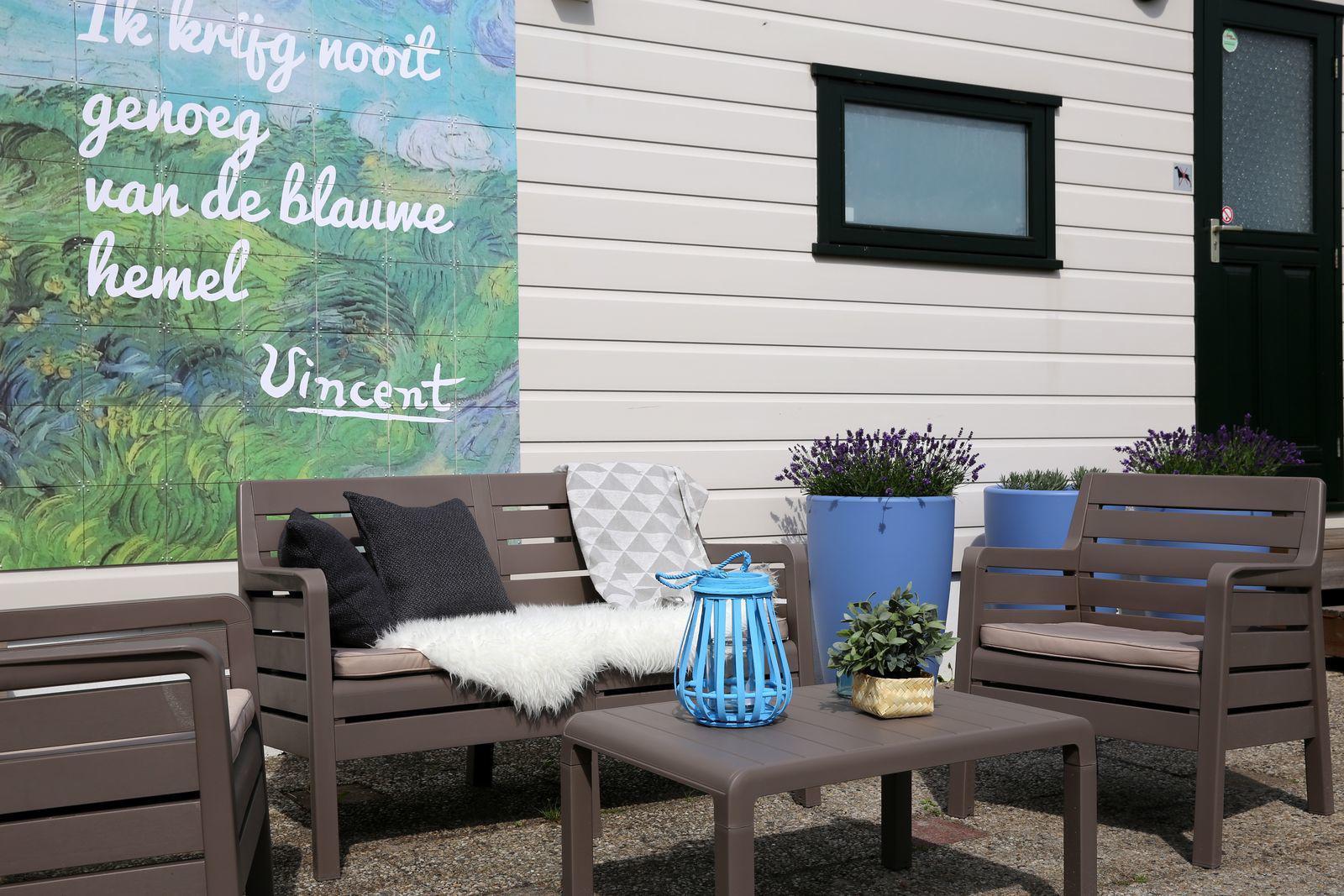 Duinhoeve Vincent van Gogh Chalet 6 personen Udenhout Noord-Brabant