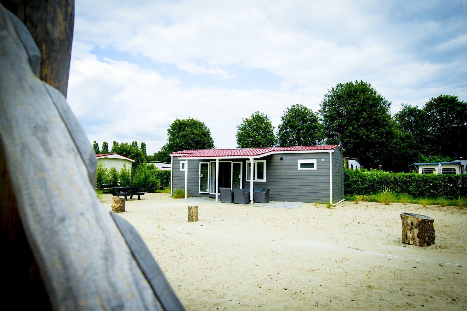 Duin Lodge voor 6-personen in Noord-Brabant | Recreatiepark Duinhoeve