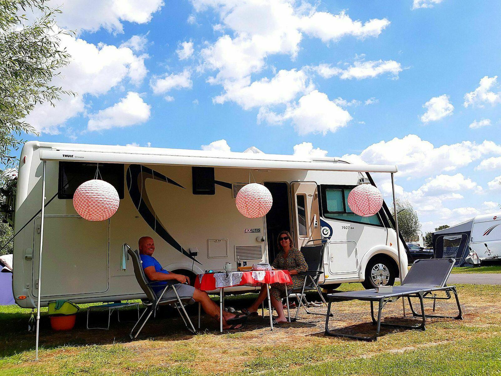 Kompas Camping Nieuwpoort Camperplaats XL