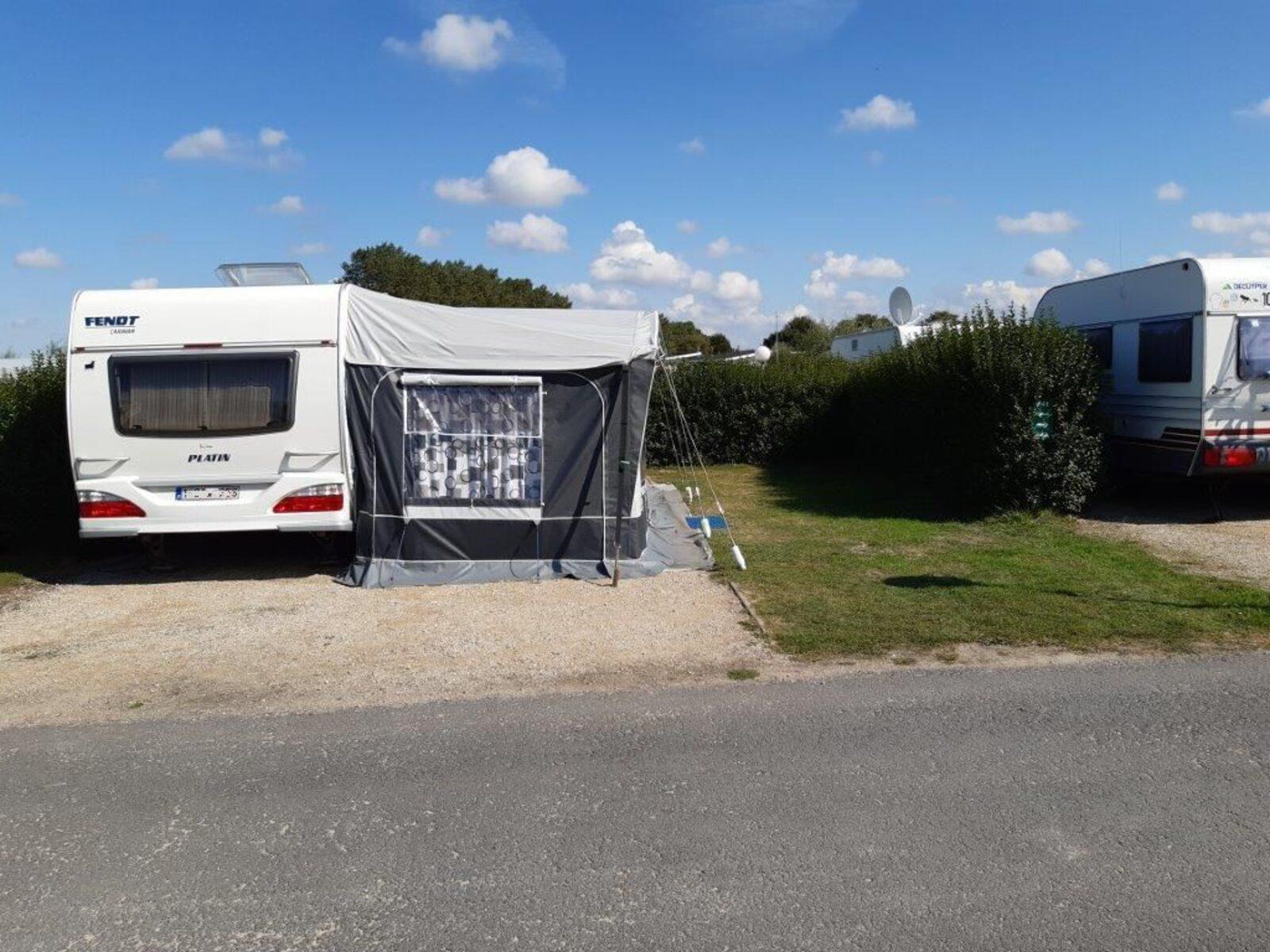 Kompas Camping Nieuwpoort Kampeerplaats dolomiet
