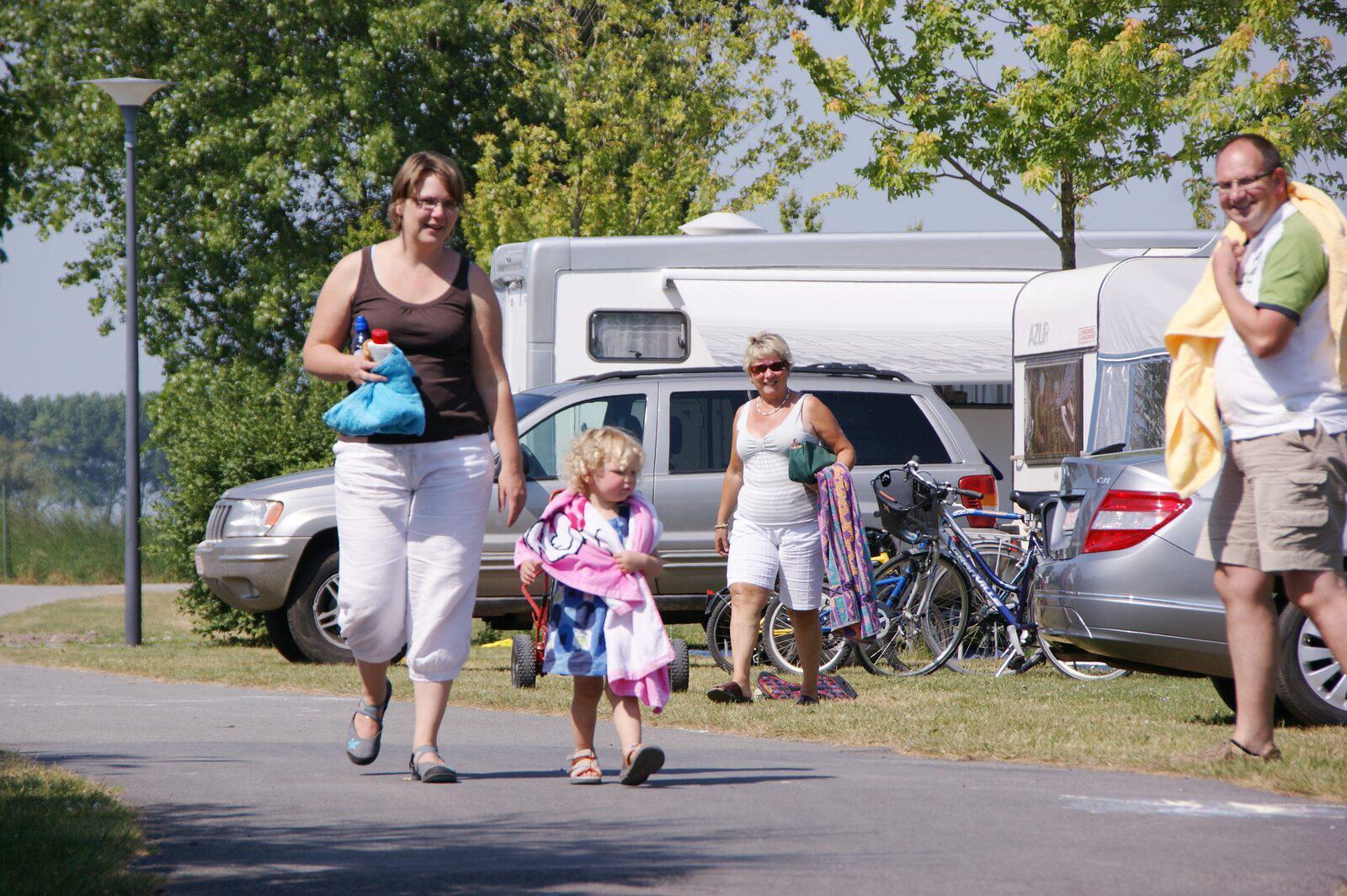 Kompas Camping Nieuwpoort Kampeerplaats