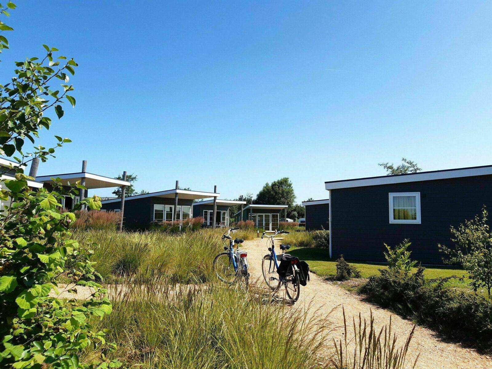 Kompas Camping Nieuwpoort Comfort Lodge 6 personen Honden toegelaten