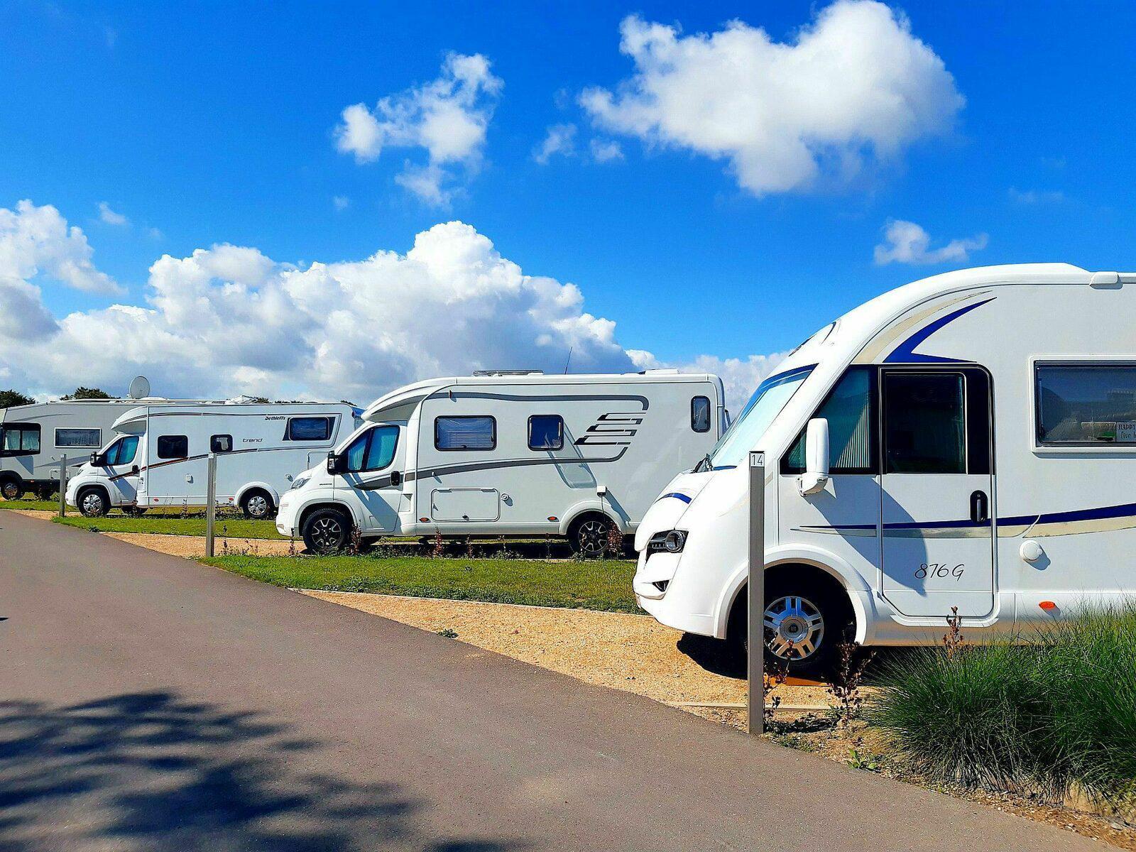 Kompas Camping Nieuwpoort Camperplaats