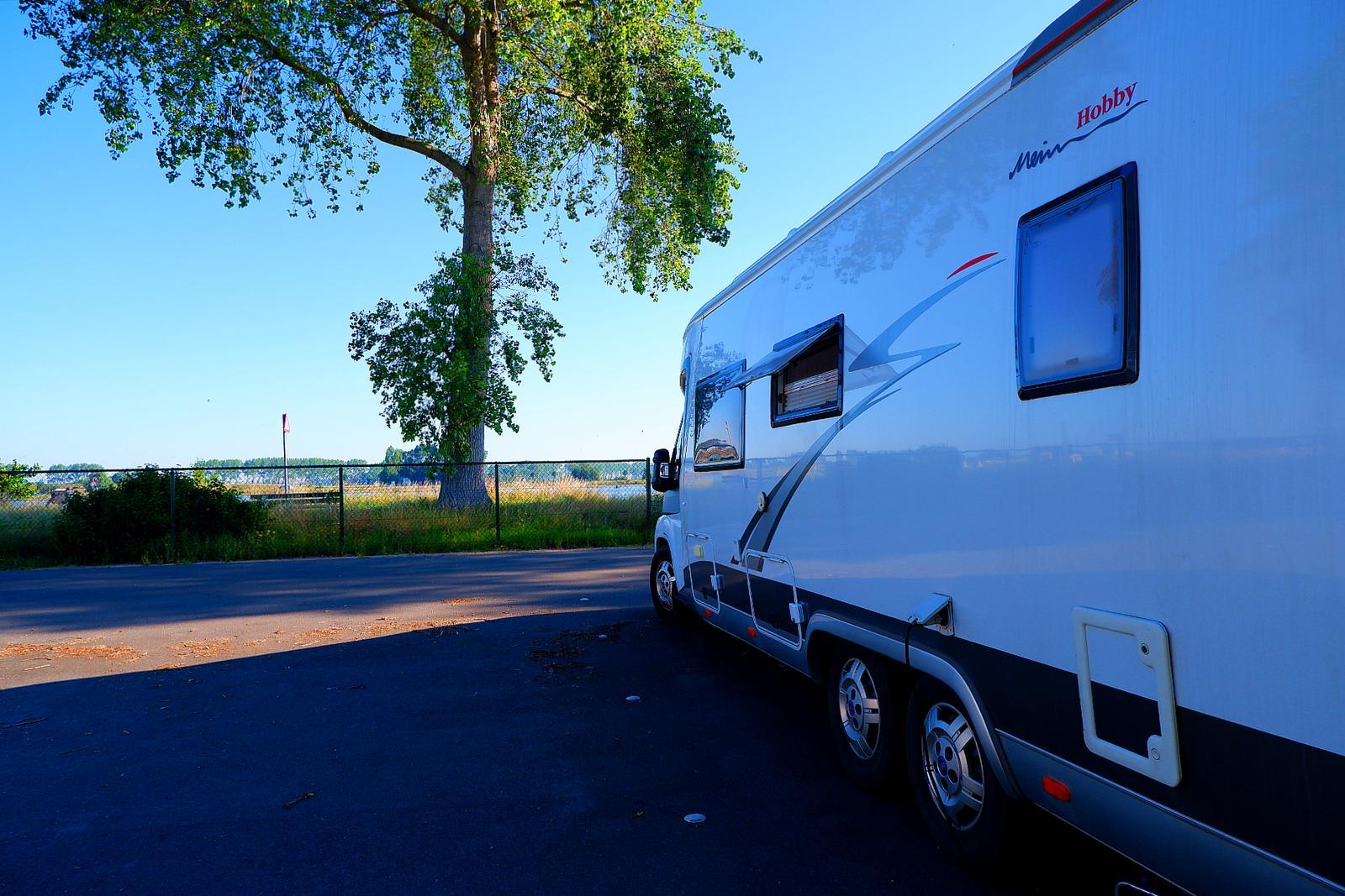 Kompas Camping Nieuwpoort Camperplaats IJzer