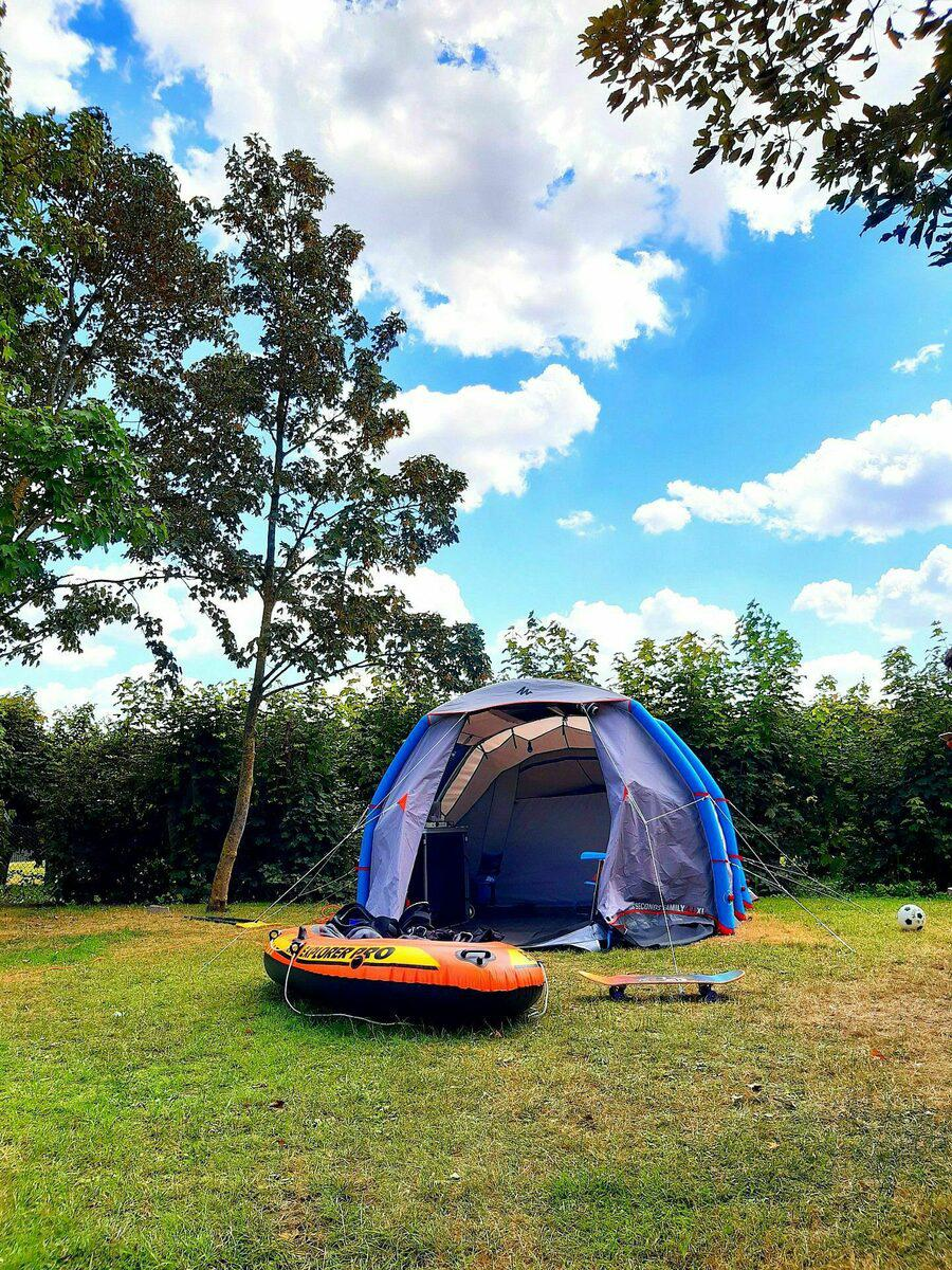 Kompas Camping Nieuwpoort Tentenweide