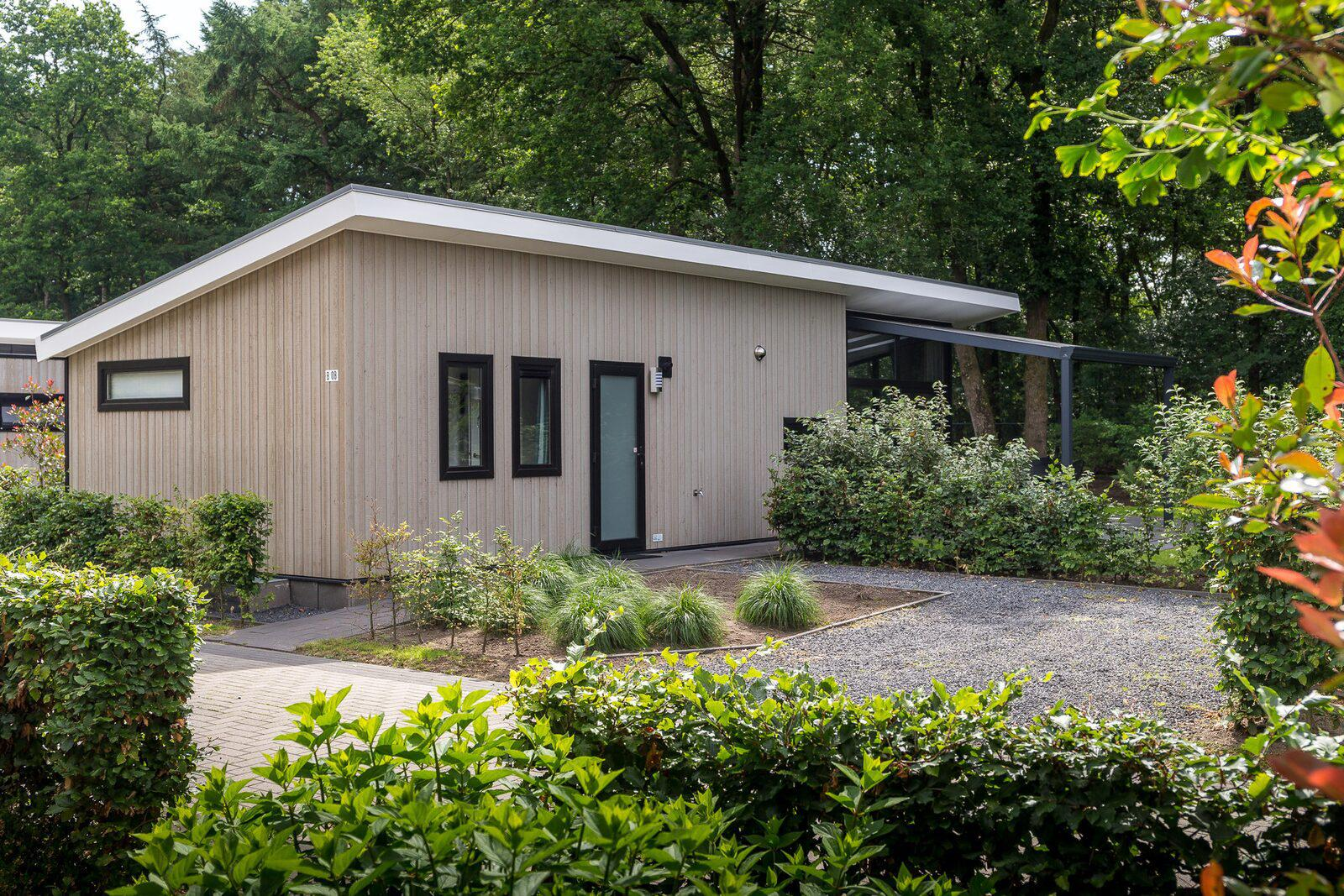 Berkenrhode Bos Lodge 55 6 personen Wekerom