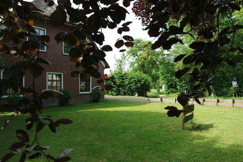 Stochemhoeve Blokhut 4 personen Leiden Zuid-Holland
