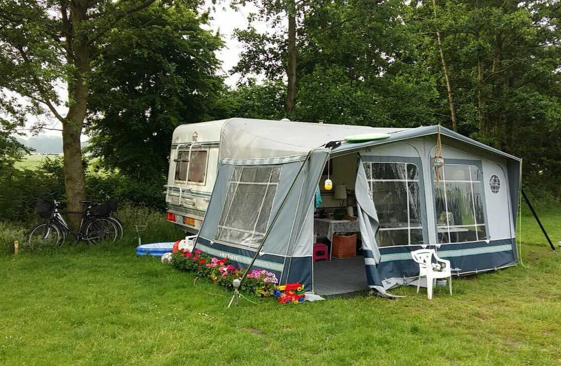 Stochemhoeve Grotere Caravan 4 personen Leiden Zuid-Holland