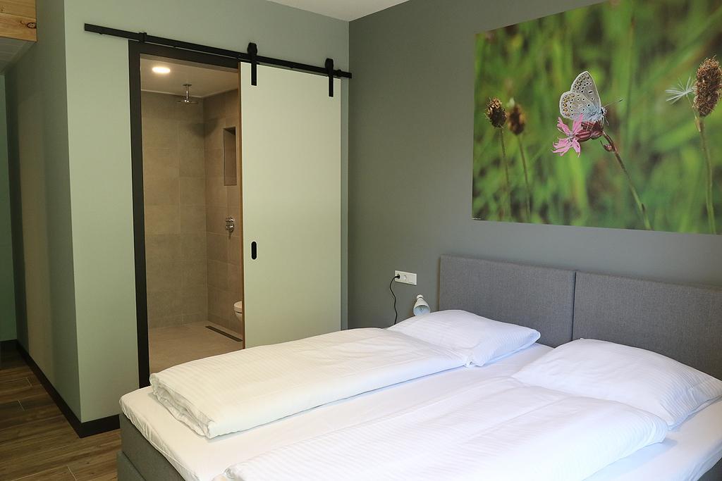 Slaapkamer - groepsaccommodatie Vliersche Veld in Neede (Achterhoek, Gelderland)