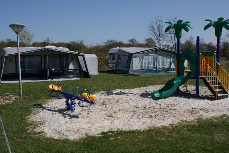 Comfort kampeerplaats hondenvrij | Camping t Veld