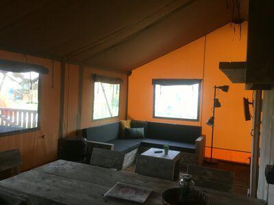 Safaritent de Luxe | Camping t Veld