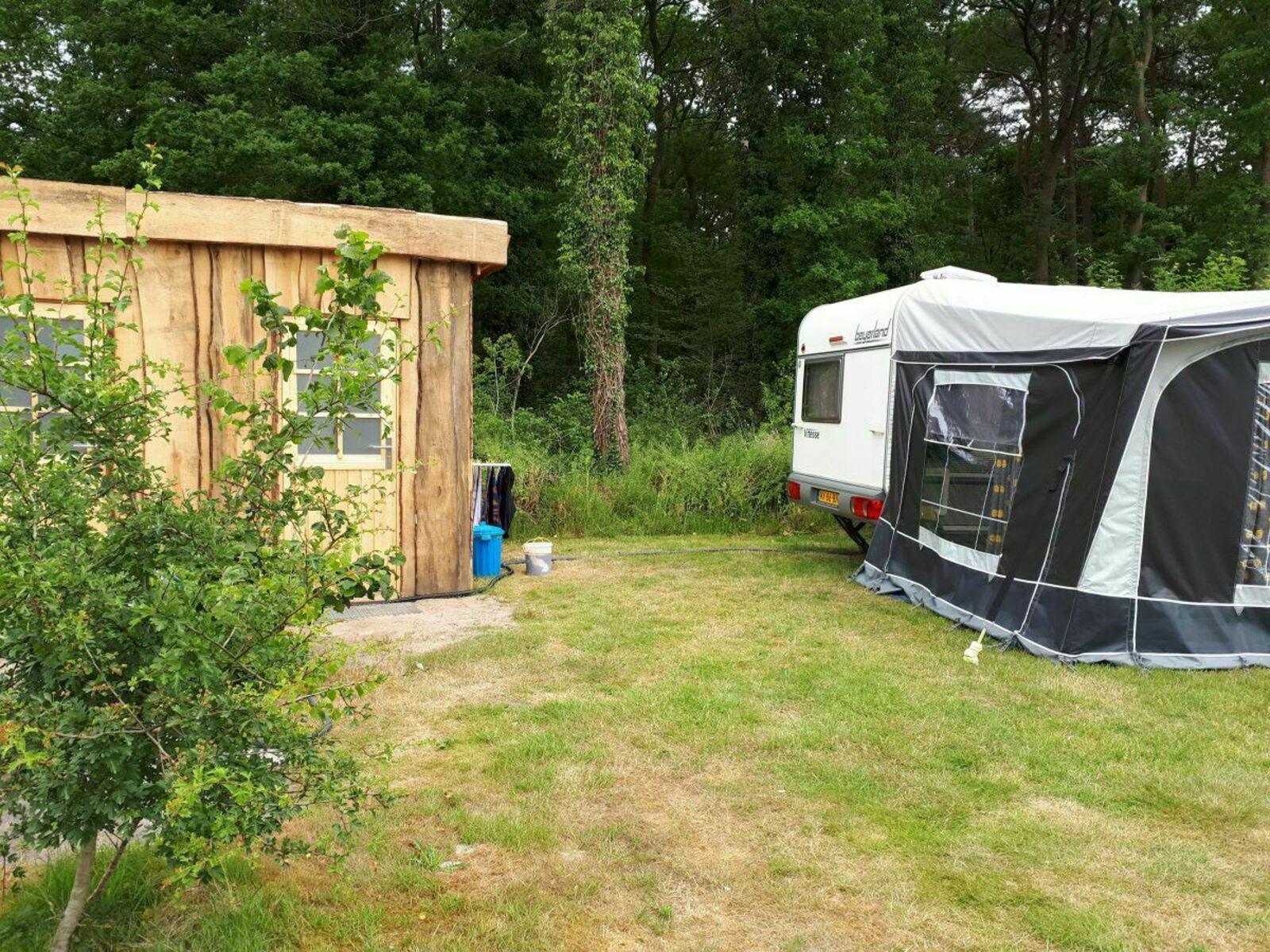 Kampeerplaats met Privé sanitair | Norgerberg
