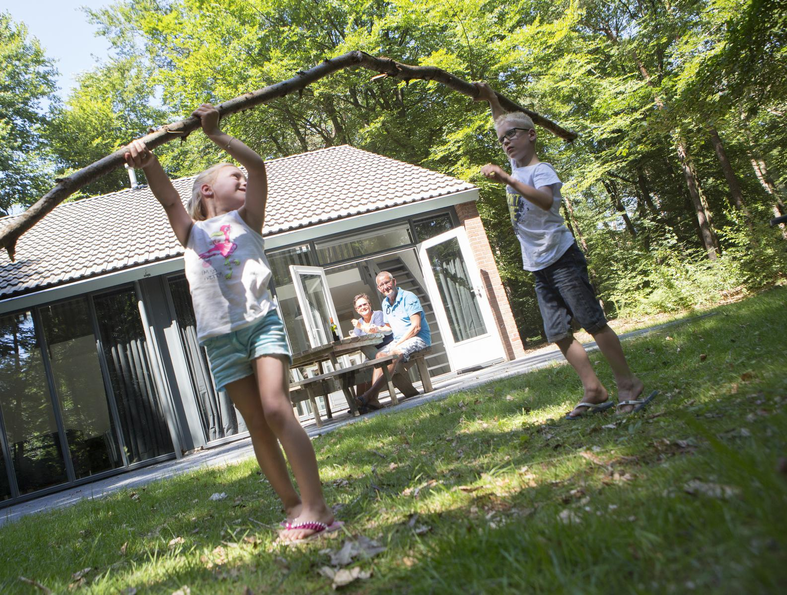 6 pers. Kinderbungalow | Norgerberg