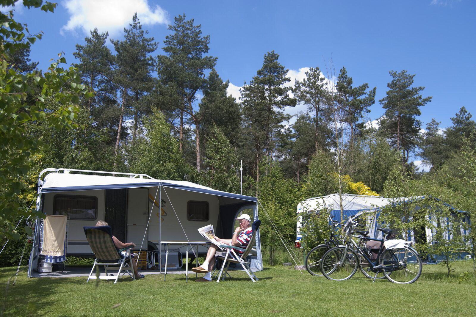 Kampeerplaats | Norgerberg
