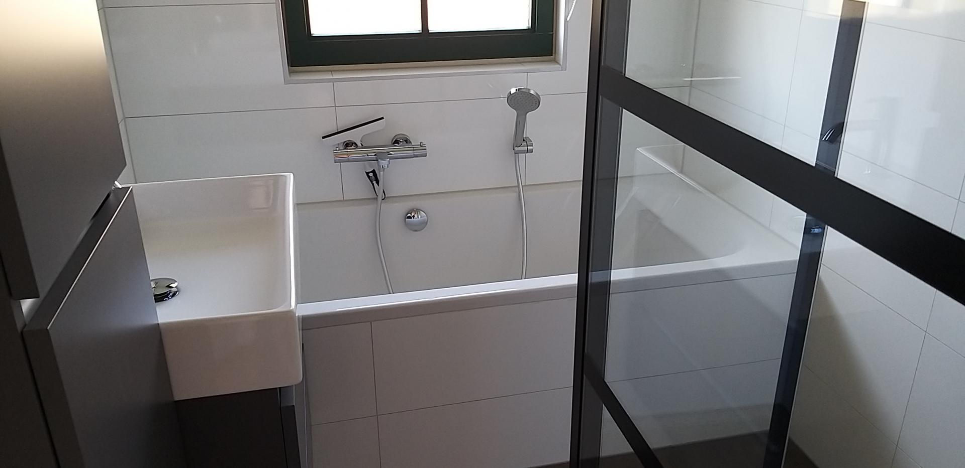 Badkamer woonboerderij Striks Erve 45, 4 persoons Comfort