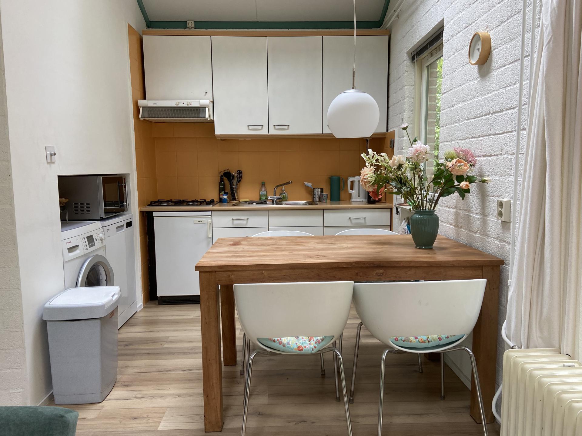 Natuurhuisje 144 keuken